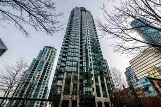 Main Photo: 609 1239 W GEORGIA Street in Vancouver: Coal Harbour Condo for sale (Vancouver West)  : MLS®# R2339431
