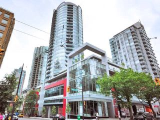Main Photo: 805 833 HOMER Street in Vancouver: Downtown VW Condo for sale (Vancouver West)  : MLS®# R2340965