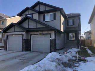 Main Photo: 17121 126 Street in Edmonton: Zone 27 House Half Duplex for sale : MLS®# E4148507