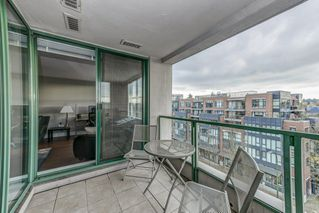 "Photo 13: 708 503 W 16TH Avenue in Vancouver: Fairview VW Condo for sale in ""PACIFICA"" (Vancouver West)  : MLS®# R2356509"