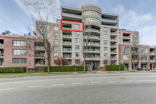 "Photo 1: 708 503 W 16TH Avenue in Vancouver: Fairview VW Condo for sale in ""PACIFICA"" (Vancouver West)  : MLS®# R2356509"