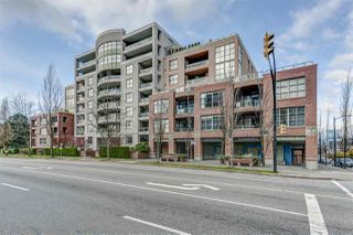 "Photo 2: 708 503 W 16TH Avenue in Vancouver: Fairview VW Condo for sale in ""PACIFICA"" (Vancouver West)  : MLS®# R2356509"