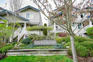 """Main Photo: 56 6533 121 Street in Surrey: West Newton Townhouse for sale in """"STONEBRIAR"""" : MLS®# R2357293"""