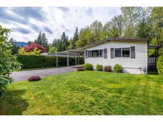 "Photo 2: 23 45955 SLEEPY HOLLOW Road: Cultus Lake Manufactured Home for sale in ""Liumchen Mobile Home Park"" : MLS®# R2361769"