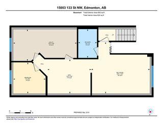 Photo 30: 15003 133 Street in Edmonton: Zone 27 House for sale : MLS®# E4157236