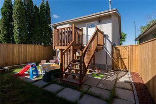 Photo 19: 557 Ashworth Street in Winnipeg: River Park South Residential for sale (2F)  : MLS®# 1915647