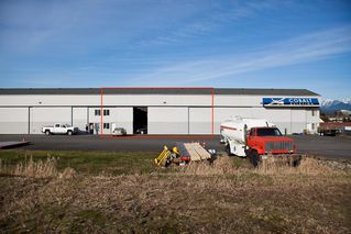 Photo 1: 3 11715 BAYNES Road in Pitt Meadows: North Meadows PI Industrial for sale : MLS®# C8026146