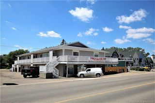 Main Photo: 5217 Lakeshore Drive in Sylvan Lake: SL Downtown Commercial for sale : MLS®# CA0169707