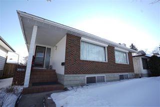 Main Photo: 13219 116 Avenue in Edmonton: Zone 07 House for sale : MLS®# E4162435