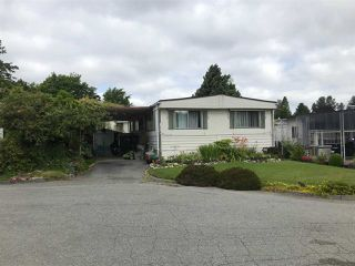 "Main Photo: 140 1840 160 Street in Surrey: King George Corridor Manufactured Home for sale in ""BREAKAWAY BAYS"" (South Surrey White Rock)  : MLS®# R2382456"