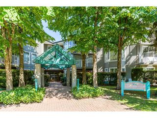 "Photo 1: 308 15150 108 Avenue in Surrey: Guildford Condo for sale in ""Riverpointe"" (North Surrey)  : MLS®# R2398810"