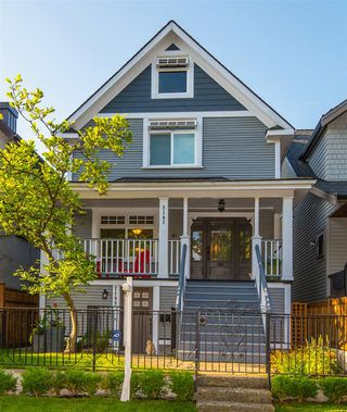 "Main Photo: 2147 E PENDER Street in Vancouver: Hastings House for sale in ""HASTINGS"" (Vancouver East)  : MLS®# R2437168"