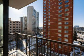 Photo 23: 606 10028 119 Street in Edmonton: Zone 12 Condo for sale : MLS®# E4193876