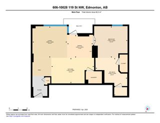 Photo 31: 606 10028 119 Street in Edmonton: Zone 12 Condo for sale : MLS®# E4193876