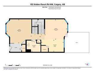 Photo 33: 102 HIDDEN RANCH Road NW in Calgary: Hidden Valley Detached for sale : MLS®# C4294129