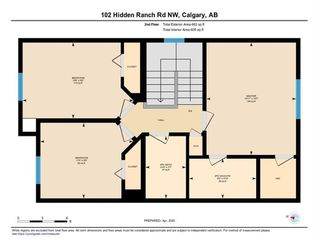 Photo 34: 102 HIDDEN RANCH Road NW in Calgary: Hidden Valley Detached for sale : MLS®# C4294129