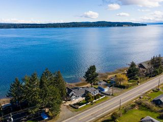 Main Photo: 5668 S Island Hwy in UNION BAY: CV Union Bay/Fanny Bay Single Family Detached for sale (Comox Valley)  : MLS®# 841804