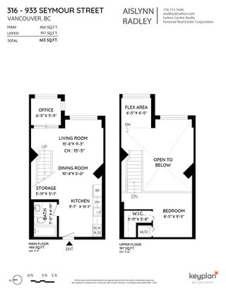 """Photo 32: 316 933 SEYMOUR Street in Vancouver: Downtown VW Condo for sale in """"THE SPOT"""" (Vancouver West)  : MLS®# R2475342"""