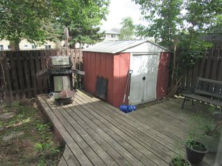 Photo 20: 30 Ridgewood Terrace in St. Albert: Townhouse for rent