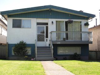 Photo 1: 488 E 49TH Avenue in Vancouver: South Vancouver House for sale (Vancouver East)  : MLS®# R2492511