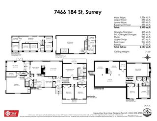 """Photo 38: 7466 184 Street in Surrey: Clayton House for sale in """"West Clayton"""" (Cloverdale)  : MLS®# R2506315"""