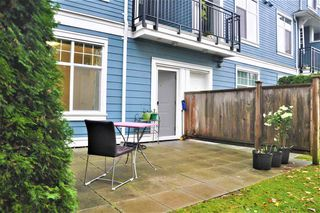 "Photo 3: 117 4255 SARDIS Street in Burnaby: Central Park BS Townhouse for sale in ""Paddington News"" (Burnaby South)  : MLS®# R2518511"
