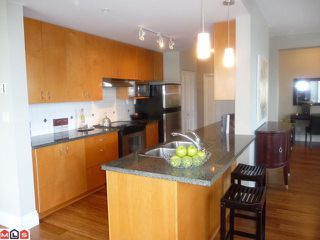 "Photo 3: 703 1581 FOSTER Street: White Rock Condo for sale in ""Sussex House"" (South Surrey White Rock)  : MLS®# F1104920"