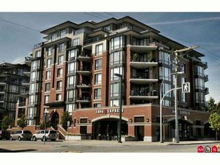 "Photo 1: 703 1581 FOSTER Street: White Rock Condo for sale in ""Sussex House"" (South Surrey White Rock)  : MLS®# F1104920"