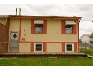 Photo 1: 41 Snowdon Avenue in WINNIPEG: East Kildonan Residential for sale (North East Winnipeg)  : MLS®# 1109663