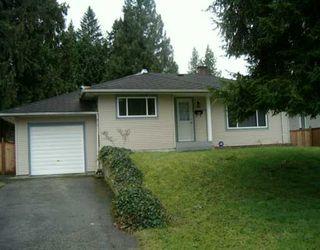 Photo 1: 2258 LOBB AV in Port Coquiltam: Mary Hill House for sale (Port Coquitlam)  : MLS®# V580836