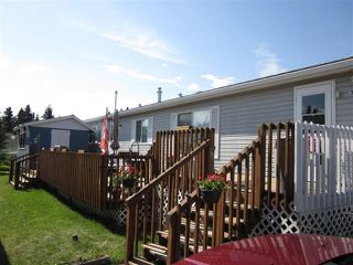 Photo 27: 137, 810 56 Street in Edson, AB: Edson Mobile for sale : MLS®# 28428