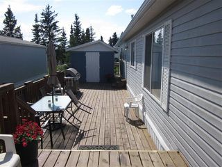 Photo 17: 137, 810 56 Street in Edson, AB: Edson Mobile for sale : MLS®# 28428