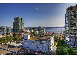 Photo 9: 601 125 W 2ND Street in North Vancouver: Lower Lonsdale Condo for sale : MLS®# V962818