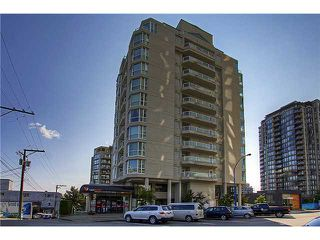 Photo 1: 601 125 W 2ND Street in North Vancouver: Lower Lonsdale Condo for sale : MLS®# V962818