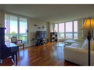Photo 7: 601 125 W 2ND Street in North Vancouver: Lower Lonsdale Condo for sale : MLS®# V962818