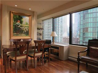 Photo 4: 709 1333 W GEORGIA Street in Vancouver: Coal Harbour Condo for sale (Vancouver West)  : MLS®# V992880