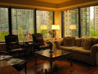 Photo 3: 709 1333 W GEORGIA Street in Vancouver: Coal Harbour Condo for sale (Vancouver West)  : MLS®# V992880
