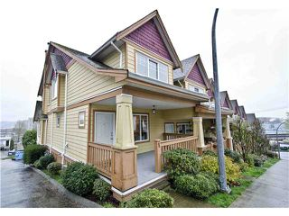 Photo 1: 1 1222 CAMERON Street in New Westminster: Uptown NW Condo for sale : MLS®# V999361