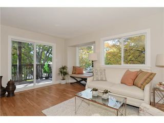 "Photo 4: 1 3702 QUEBEC Street in Vancouver: Main Townhouse for sale in ""WEST OF MAIN"" (Vancouver East)  : MLS®# V1032130"