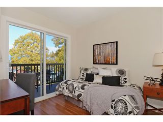 "Photo 12: 1 3702 QUEBEC Street in Vancouver: Main Townhouse for sale in ""WEST OF MAIN"" (Vancouver East)  : MLS®# V1032130"