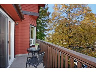 "Photo 14: 1 3702 QUEBEC Street in Vancouver: Main Townhouse for sale in ""WEST OF MAIN"" (Vancouver East)  : MLS®# V1032130"