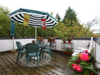 "Photo 10: 1226 ISLAND PARK Walk in Vancouver: False Creek Townhouse for sale in ""ALDER BAY PLACE"" (Vancouver West)  : MLS®# V1090201"