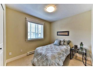 """Photo 16: 21 3268 156A Street in Surrey: Morgan Creek Townhouse for sale in """"Gateway"""" (South Surrey White Rock)  : MLS®# F1448012"""