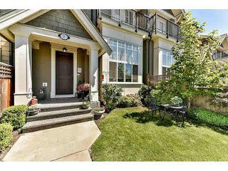 """Photo 2: 21 3268 156A Street in Surrey: Morgan Creek Townhouse for sale in """"Gateway"""" (South Surrey White Rock)  : MLS®# F1448012"""