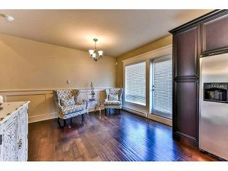 """Photo 12: 21 3268 156A Street in Surrey: Morgan Creek Townhouse for sale in """"Gateway"""" (South Surrey White Rock)  : MLS®# F1448012"""