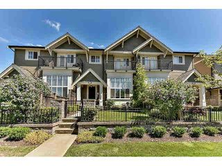 """Photo 1: 21 3268 156A Street in Surrey: Morgan Creek Townhouse for sale in """"Gateway"""" (South Surrey White Rock)  : MLS®# F1448012"""