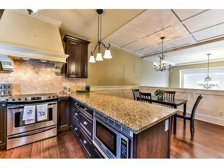 """Photo 9: 21 3268 156A Street in Surrey: Morgan Creek Townhouse for sale in """"Gateway"""" (South Surrey White Rock)  : MLS®# F1448012"""