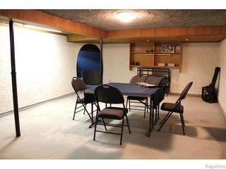 Photo 15: 63 Addington Bay in WINNIPEG: Charleswood Residential for sale (South Winnipeg)  : MLS®# 1603948