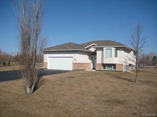 Photo 1: 25 BYLE Drive in St Andrews: Clandeboye / Lockport / Petersfield Residential for sale (Winnipeg area)  : MLS®# 1604490