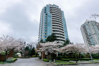 "Photo 17: 1803 6611 SOUTHOAKS Crescent in Burnaby: Highgate Condo for sale in ""GEMINI"" (Burnaby South)  : MLS®# R2048456"
